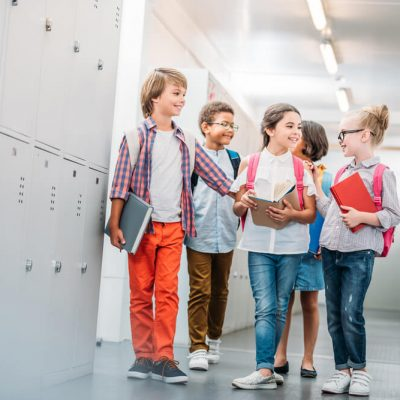 Ways to help your child be excited for school